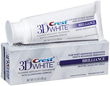 Crest 3D White Brilliance Dentifricio - Dentifricio Sbiancante Denti