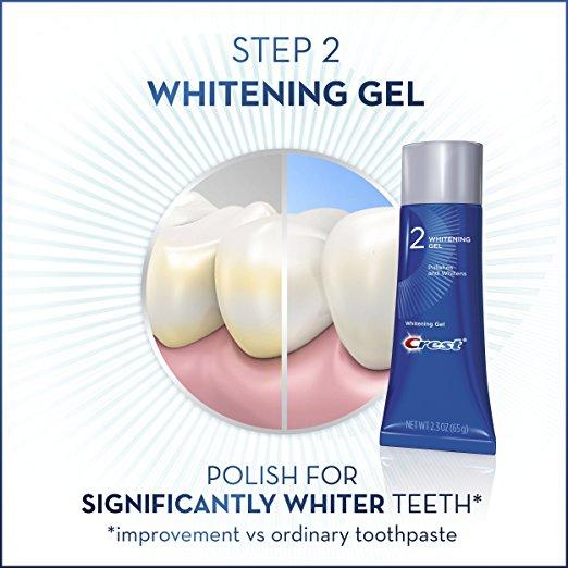 Sbiancante per denti - Crest 3D White