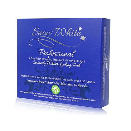 Kit di sbiancamento professionale dei denti Snow White