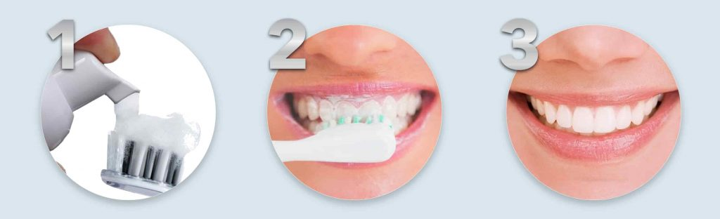 Natural Teeth Whitening Foam - Fast Teeth Whitening Results